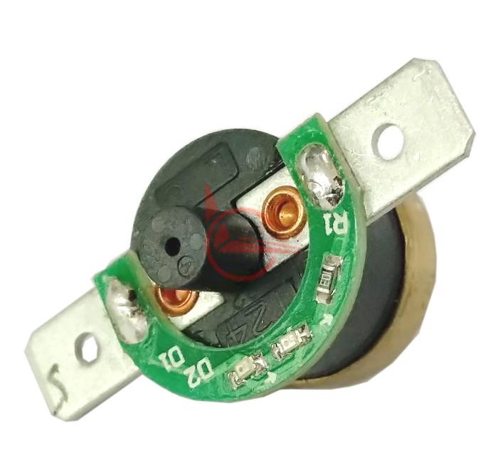 带LED指示灯温控器
